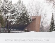 Göstan paviljonki - pohjoisessa valossa