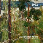 Taidekalenteri 2022 Akseli Gallen-Kallela