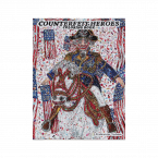 Counterfeit Heroes Coloring book